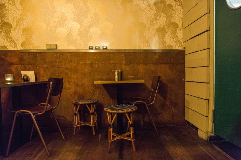 Amsterdam 17-04-2019 Restaurant FyrreFoto: Tammy van Nerum